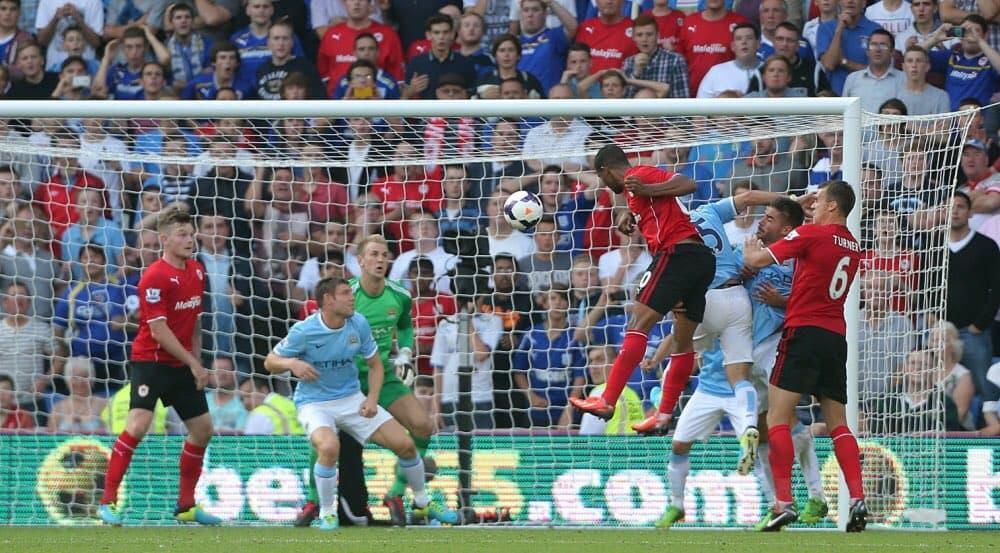 Cardiff v Man city